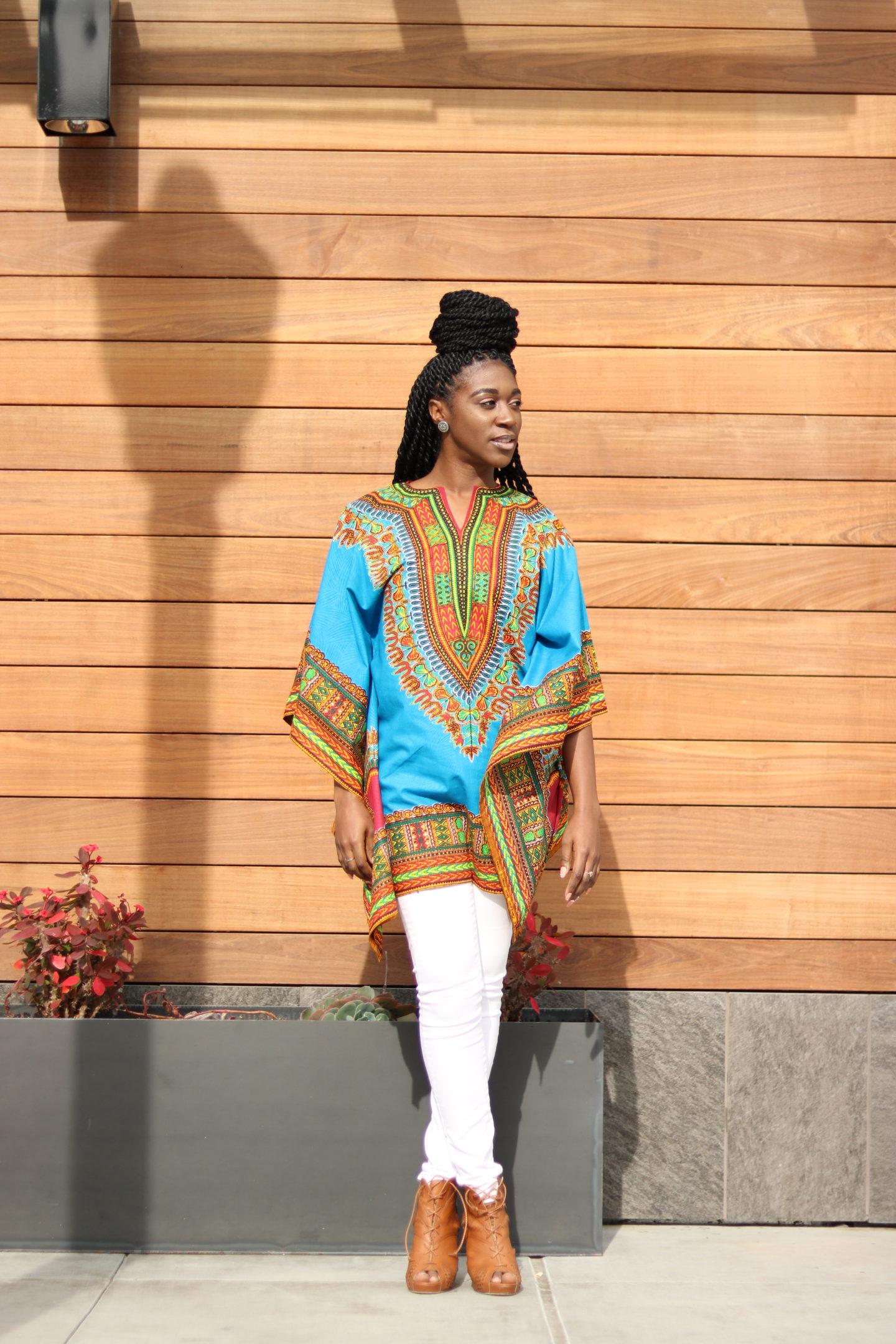 Diy Dashiki Shirt Dress Tutorial Montoya Mayo