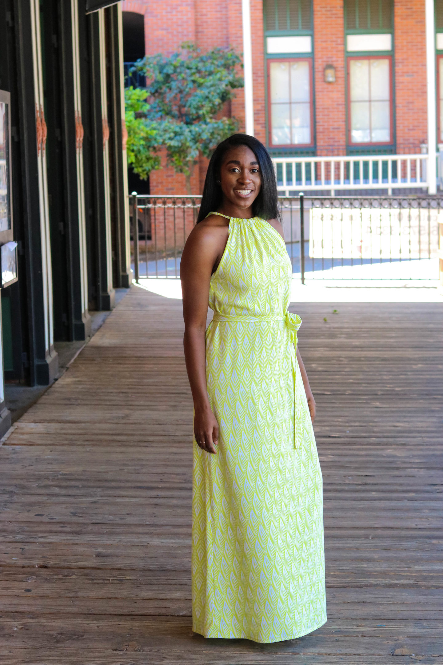 a20af550c8 Diy Halter Maxi Dress Mccall S 7405 Review Montoya Mayo. The Halter Maxi  Dress Tutorial Such A Super Cute Smashed Peas