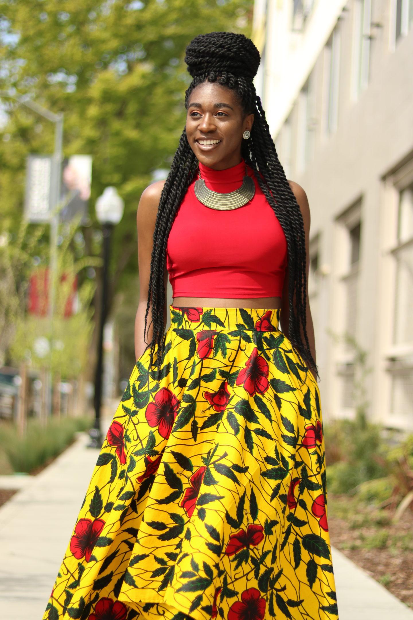 d1b634a167 DIY High Low Maxi Circle Skirt Tutorial - Montoya Mayo