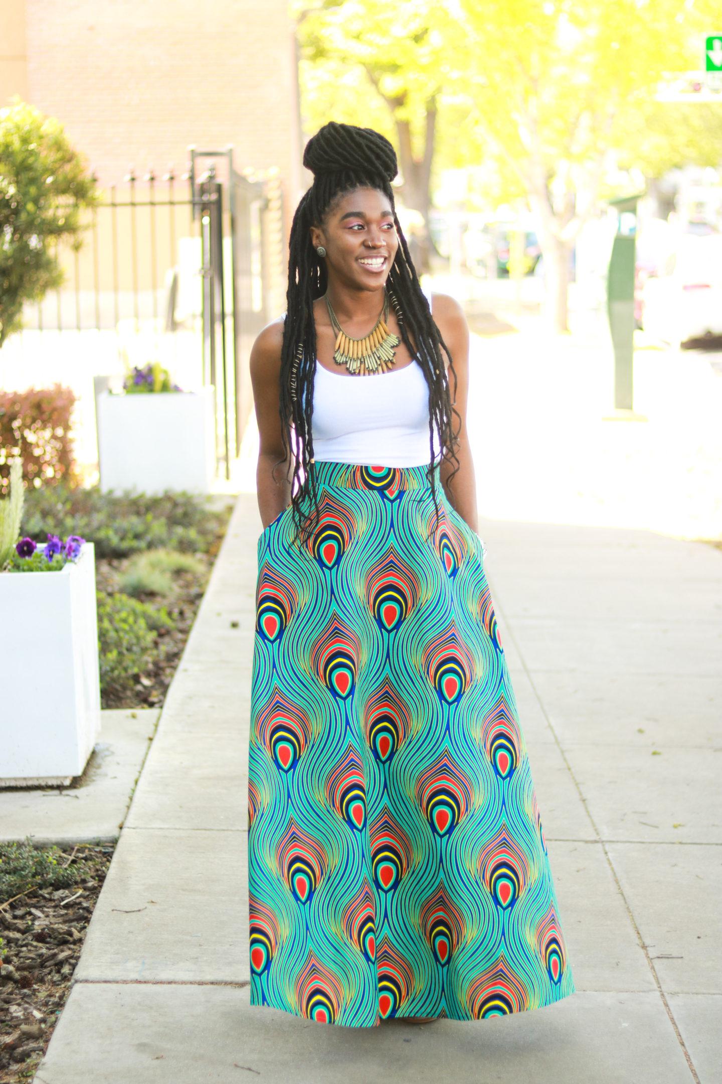 Diy Half Circle Skirt With Pockets Tutorial Montoya Mayo