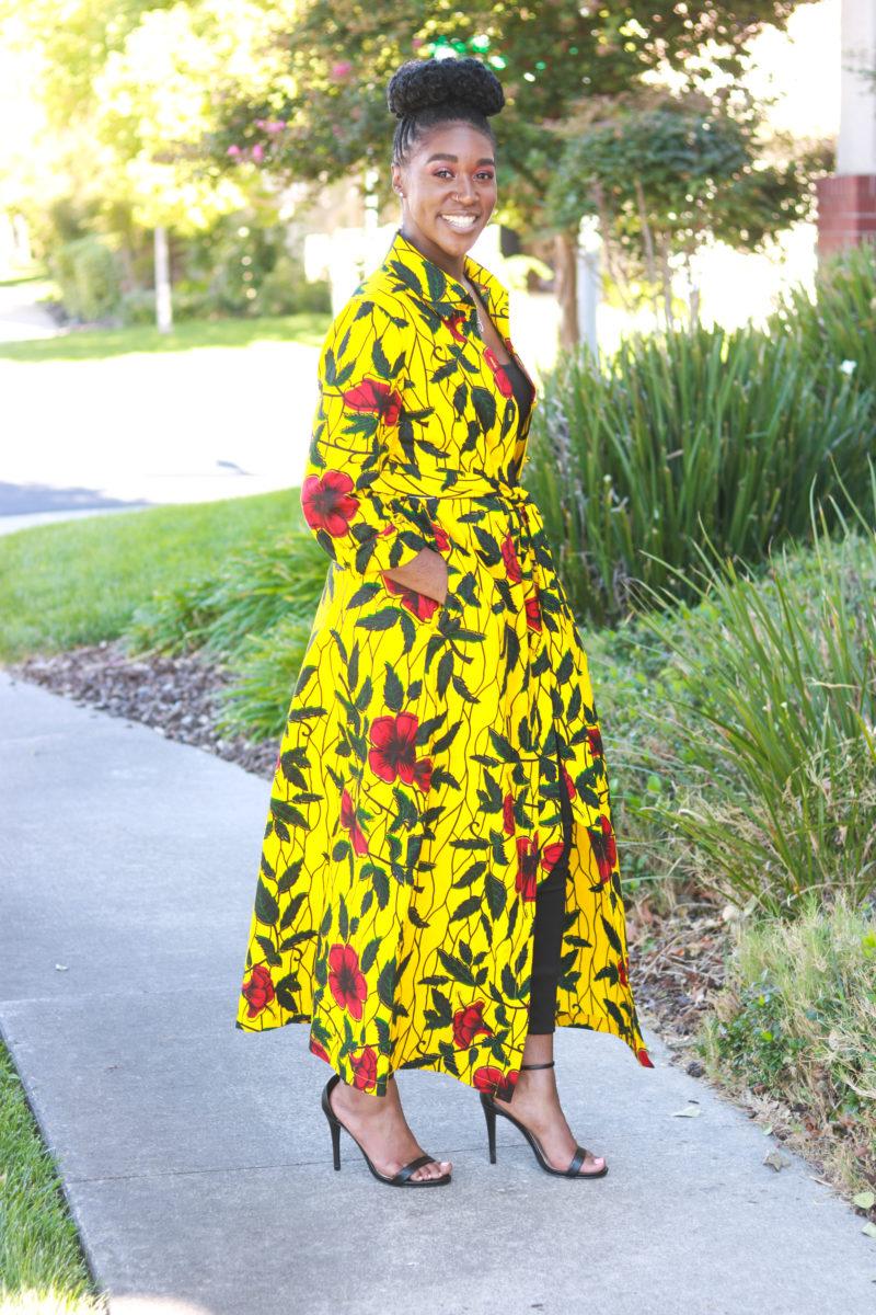 DIY Shirt Dress   Simplicity 8654 Review - Montoya Mayo